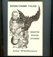 Image for Binscombe Tales: Sinister Saxon Stories (signed & dated).