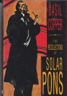 Image for The Recollections Of Solar Pons (signed by the author).