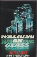 Image for Walking On Glass (inscribed by the author)..