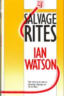 Image for Salvage Rites And Other Stories (signed by the author).