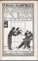 Image for Scream For Jeeves: A Parody (inscribed by the author).
