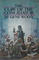 Image for The Claw Of The Conciliator: Volume Two Of The Book Of The Long Sun (Nebula Award winner + signed by the author).