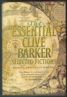 Image for The Essential Clive Barker: Selected Fictions.