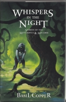 Image for Whispers In The Night: Stories of the Mysterious & Macabre (signed by the author).