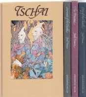 Image for Tschai Series: City Of The Chasch (and) Servants Of The Wankh (and) The Dirdir (and) The Pnume (signed/limited).