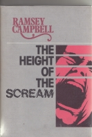 Image for The Height Of The Scream (inscribed to Hugh Lamb).