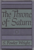 Image for The Throne Of Saturn.