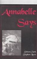 Image for Annabelle Says (signed by both authors).