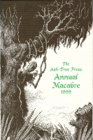 Image for The Ash-Tree Press Annual Macabre 1999.