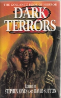 Image for Dark Terrors 2: The Gollancz Book Of Horror (inscribed by Stephen Jones to Hugh Lamb).