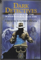 Image for Dark Detectives: Adventures of the Supernatural Sleuths (inscribed to Hugh Lamb)
