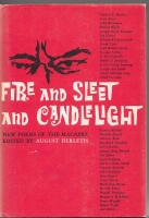 Image for Fire And Sleet And Candlelight: New Poems Of The Macabre.