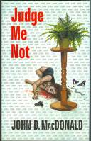 Image for Judge Me Not (400-copy edition).