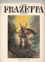 Image for Frank Frazetta: Book Two.