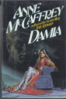 Image for Damia (signed by author + Kelly Freas).