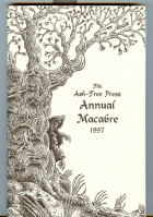 Image for The Ash-Tree Press Annual Macabre 1997.