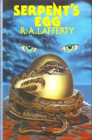Image for Serpent's Egg.