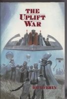 Image for The Uplift War (1988 Hugo award winner).