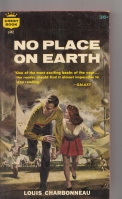 Image for No Place On Earth.
