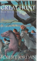 Image for The Great Hunt: Book Two of The Wheel of Time.