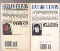 Image for Spider Kiss (+ variant copy).