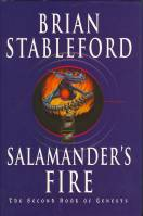 Image for Salamander's Fire: The Second Book Of Genesys.