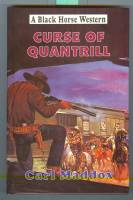 Image for Curse Of Quantrill.