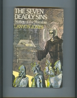 Image for The Seven Deadly Sins: Stories Of The Macabre.