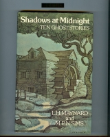 Image for Shadows At Midnight: Ten Ghost Stories (presentation copy to Hugh Lamb).