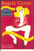 Image for Burning Your Boats: Collected Short Stories.
