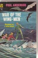 Image for War Of The Wing-Men.