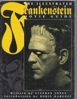 Image for The Illustrated Frankenstein Movie Guide (inscribed to Hugh Lamb).