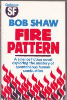 Image for Fire Pattern (inscribed by the author + variant white dustjacket).