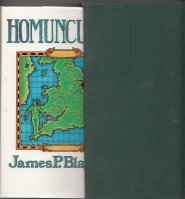 Image for Homunculus (signed/limited but lacking the slipcase).
