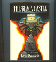 Image for The Black Castle: A Novel Of The Macabre.