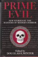 Image for Prime Evil: New Stories By The Masters Of Modern Horror.