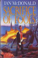 Image for Sacrifice Of Fools (signed by the author).
