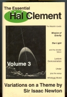 Image for Variations On A Theme By Sir Isaac Newton: The Essential Hal Clement Volume Three.