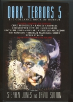 Image for Dark Terrors 5: The Gollancz Book Of Horror (inscribed to Hugh Lamb).