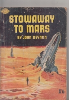 Image for Stowaway To Mars.