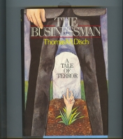 Image for The Businessman: A Tale of Terror.