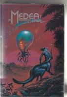 Image for Medea: Harlan's World (signed by the editor).