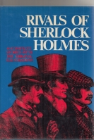 Image for Rivals of Sherlock Holmes: Forty Stories of Crime And Detection From The Original Illustrated Magazines.