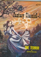 Image for The Terror (Fantasy Classics no 1).