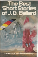 Image for The Best Short Stories of J. G. Ballard.