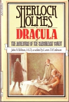 Image for Sherlock Holmes vs Dracula, or The Adventure of the Sanguinary Count: John Watson, M.D., as edited by Loren D. Estleman.