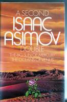 Image for A Second Isaac Asimov Double: The Big Sun Of Mercury (and) The Oceans Of Venus.
