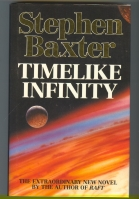 Image for Timelike Infinity (signed by the author).