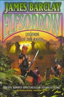 Image for Elfsorrow: Legends Of The Raven.