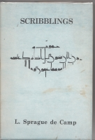 Image for Scribblings (inscribed by the author).